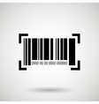 product identification code design vector image vector image