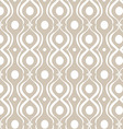 Seamless gray geometric patterns vector image