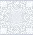 rotation geometric pattern vector image vector image