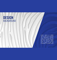 white paper line - abstract texture simple vector image vector image