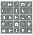 Universal Flat Icons Set 2 vector image