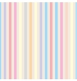 Tile pastel stripes pattern vector image vector image