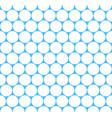 seamless pattern grid circular shapes vector image