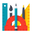 School tools icon