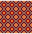 Colorful red yellow blue aztec ornaments geometric vector image vector image