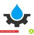 Water Service Eps Icon vector image vector image