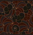 japanese vintage seamless pattern vector image vector image
