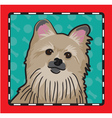 Pomeranian Cartoon vector image vector image