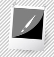brush vector image vector image