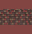 shingles roof vector image
