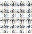 criss cross weave hand drawn vector image