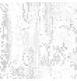abstract pixel art grey wallpaper vector image