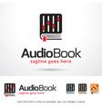 audio book symbol template design