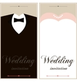 Wedding card flyer pages ornament vector image vector image