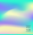 holographic fashion pastel abstract background vector image