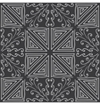 Abstract seamless hand drawn pattern vector image
