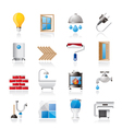 Construction and home renovation icons vector | Price: 3 Credits (USD $3)