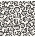 Seamless geometric pattern dots around Can be vector image vector image