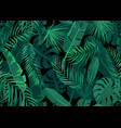 Tropic seamless pattern