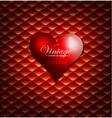 Abstract retro background for greeting vector image