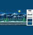 landscape background pixel art digital vintage 8