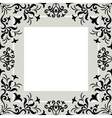 Abstract background frame vector image