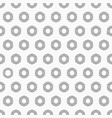 abstract seamless pattern stylish geometric vector image vector image
