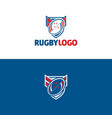 australian rugby vector image vector image