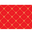 red pattern with golden royal lilies vector image vector image