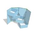 Box set Web vector image