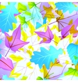 foliage plants leaves background maple maple leaf vector image vector image