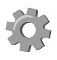 gear wheel cog vector image