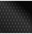 black pattern background vector image vector image