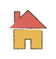 home page web site internet icon vector image vector image