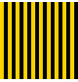 pattern stripes seamless yellow and white stripes vector image