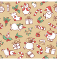 Christmas seamless vector | Price: 1 Credit (USD $1)