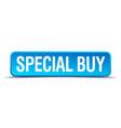 special buy vector image