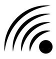 wifi vector image vector image