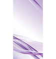 Abstract lilac template vector image