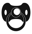 banipple icon simple style