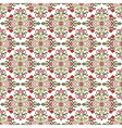 Antique ottoman turkish pattern design fourty vector image vector image
