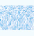 bakery pattern outline blue vector image