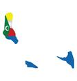 Comoros Flag vector image vector image