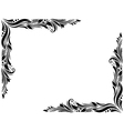 Decorative Border Style 1 Large vector image