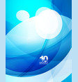 Glossy glass shiny bubble abstract background