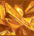 golden pixel texture background design vector image vector image