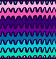 pink and violet wavy lines pattern-06 vector image vector image