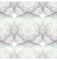 seamless silver pattern silver and white pattern vector image vector image