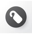do not disturb icon symbol premium quality vector image