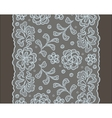 Seamless lace pattern flower vintage background vector | Price: 1 Credit (USD $1)